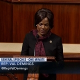 Rep. Demings Honors Fallen Heroes on Law Enforcement Appreciation Day