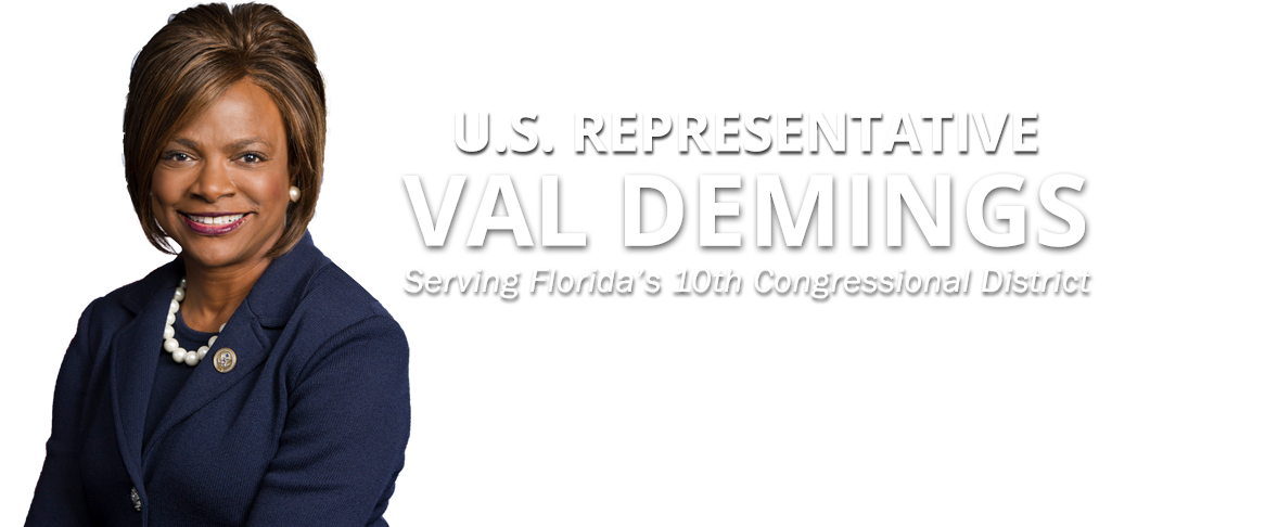 Congresswoman Val Demings